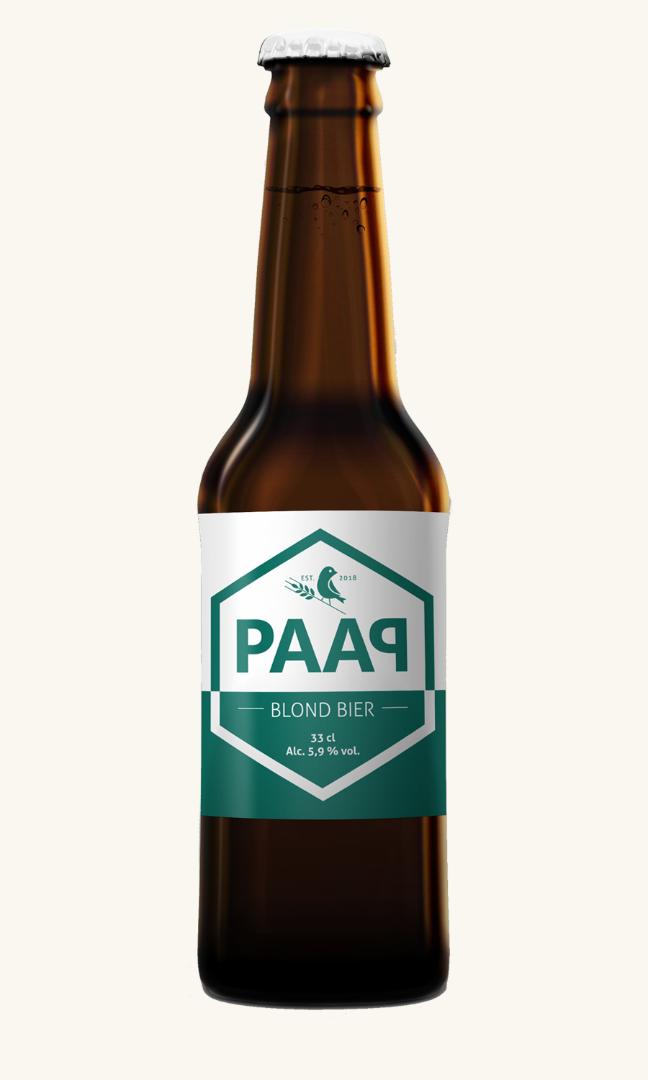 PAAP bier BLOND